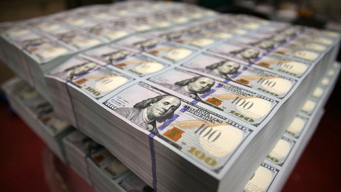 US misprinted 30 mln new $100 bills