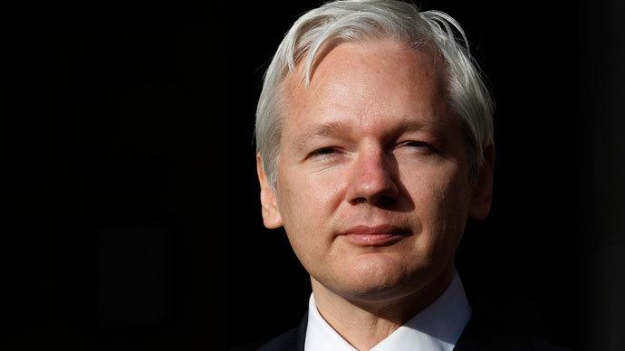 Wikileaks founder Julian Assange.(Reuters / Suzanne Plunkett)