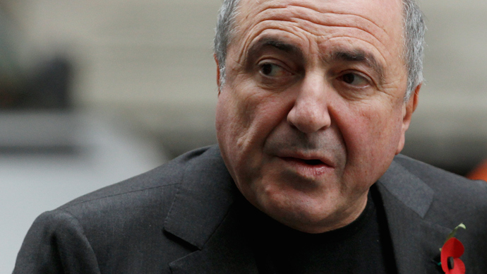 Boris Berezovsky (Reuters / Andrew Winning)