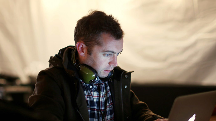 American journalist Michael Hastings (Chip Somodevilla/Getty Images/AFP)