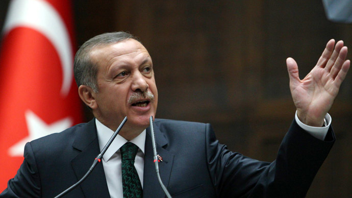 Turkish Prime Minister Recep Tayyip Erdogan (AFP Photo)