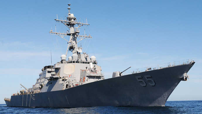 USS Stout (DDG 55) (AFP/US Navy)