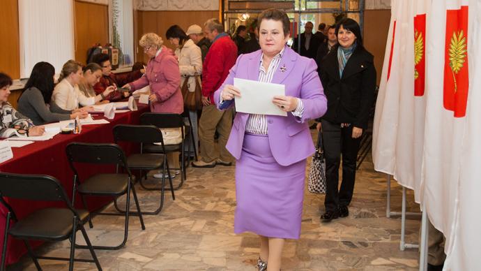 RIA Novosti / Alexandr Podgorchuk