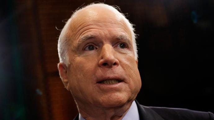 John McCain (Reuters / Joshua Lott)