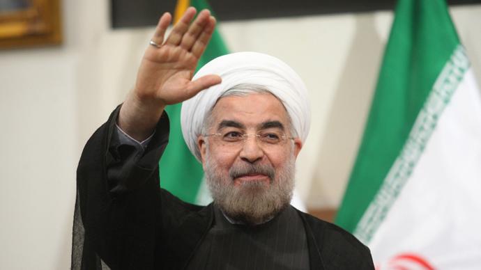 Iran's President Hassan Rohani (Reuters)