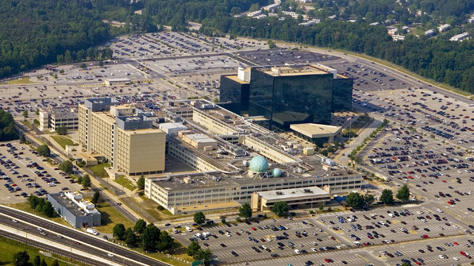 The National Security Agency.(AFP Photo / Paul J. Richards)
