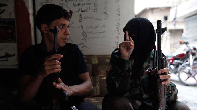Reuters / Loubna Mrie