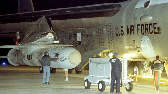 B-52.(AFP Photo)