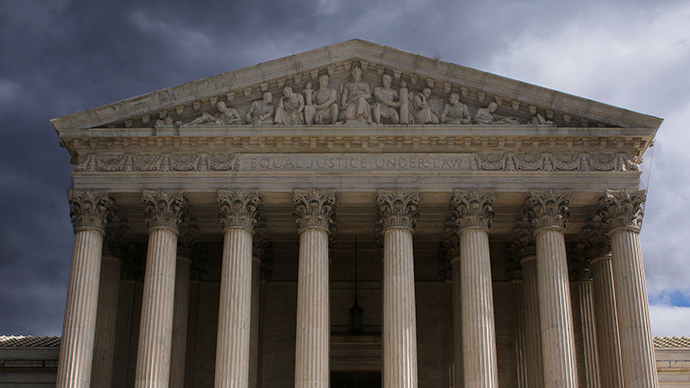 The US Supreme Court in Washington, DC. (AFP Photo / Mandel Ngan)