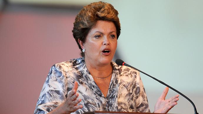 Brazilian President Dilma Rousseff (AFP PHoto/Pedro Ladeira)