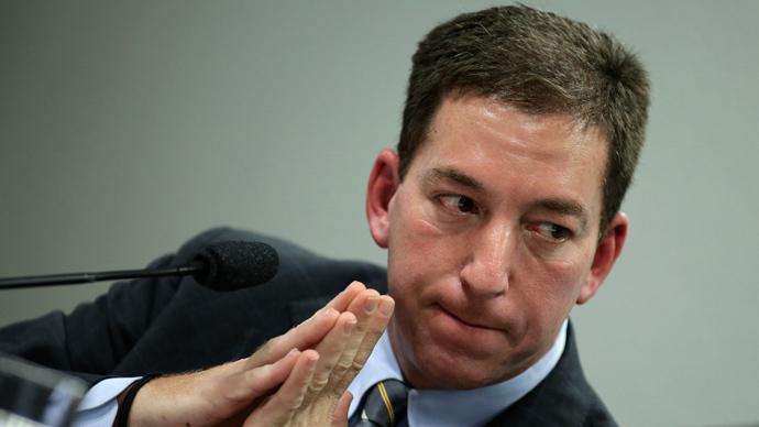 Glenn Greenwald (Reuters / Ueslei Marcelino)