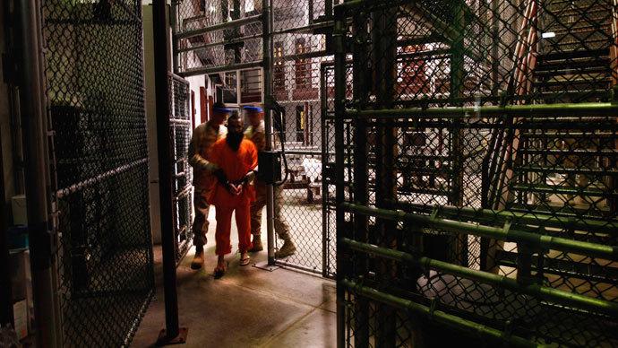 Guantanamo Bay, Cuba.(AFP Photo / John Moore)