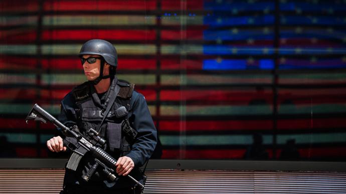 Reuters / Lucas Jackson