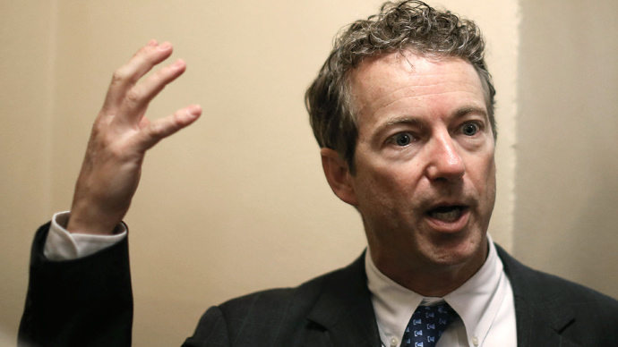 US Sen. Rand Paul (Mark Wilson / Getty Images / AFP)