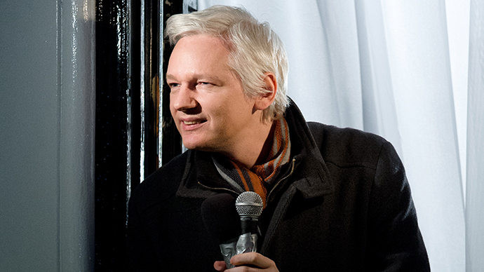 Wikileaks founder Julian Assange (AFP Photo / Leon Neal)