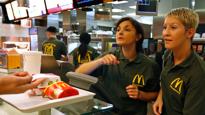 Fast Food Places To Work As A Teen