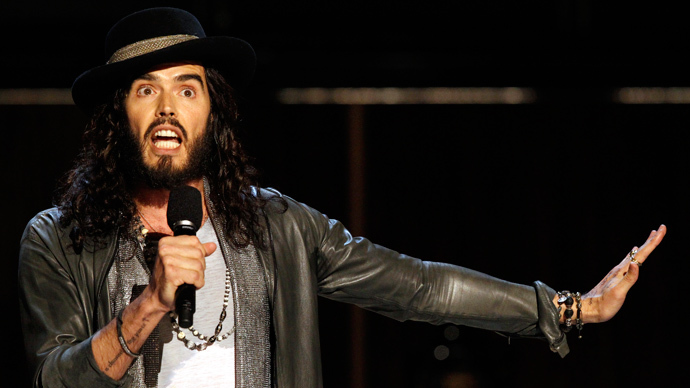 Russell Brand (Reuters / Mario Anzuoni)