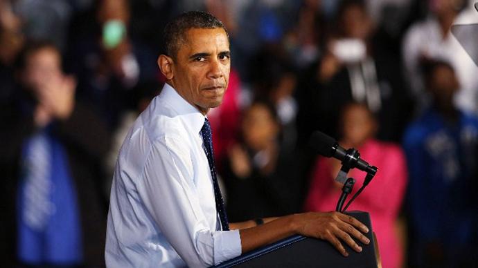 US President Barack Obama (AFP Photo / Spencer Platt)