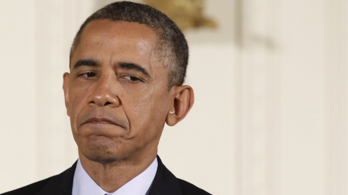 U.S. President Barack Obama (Reuters/Yuri Gripas)