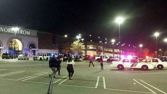 New Jersey Mall Gunman Found Dead Of Self Inflicted Gun Wound Rt Usa