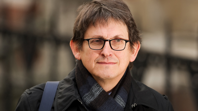Editor of The Guardian Alan Rusbridger (AFP Photo / Leon Neal)