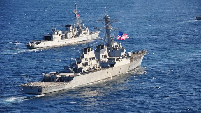 Reuters / U.S. Navy