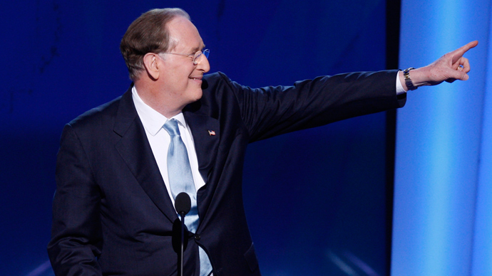 Senator Jay Rockefeller (Reuters / Mike Segar)
