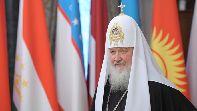 Patriarch Kirill of Moscow and All Russia (RIA Novosti/Aleksey Nikolskyi)