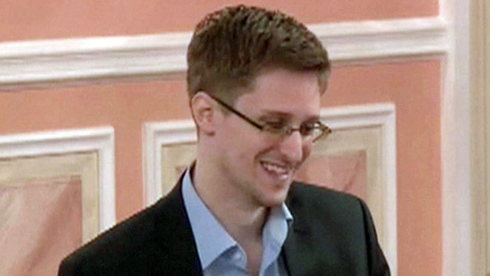 Edward Snowden.(AFP Photo / Wikileaks)