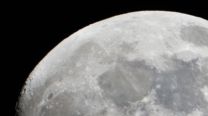 Reuters / NASA / Lauren Harnett / Handout
