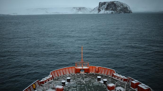 Franz Josef Land in the Arctic Ocean (RIA Novosti / Vladimir Astapkovich)