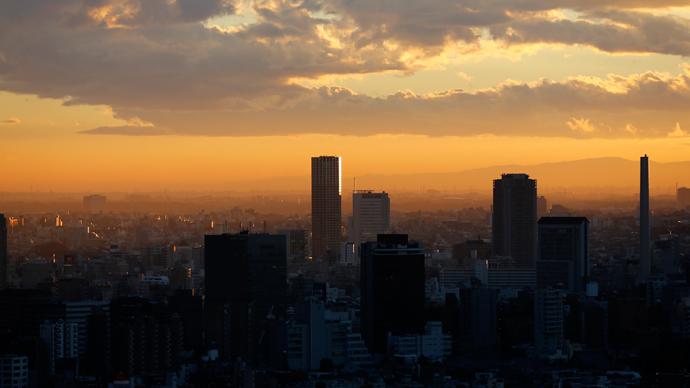 Tokyo, Japan (Reuters / Toru Hanai)