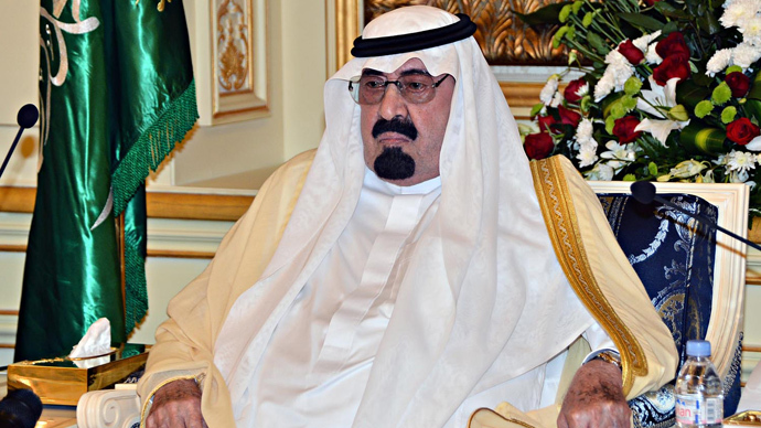 Saudi's King Abdullah (AFP Photo / HO / SPA)