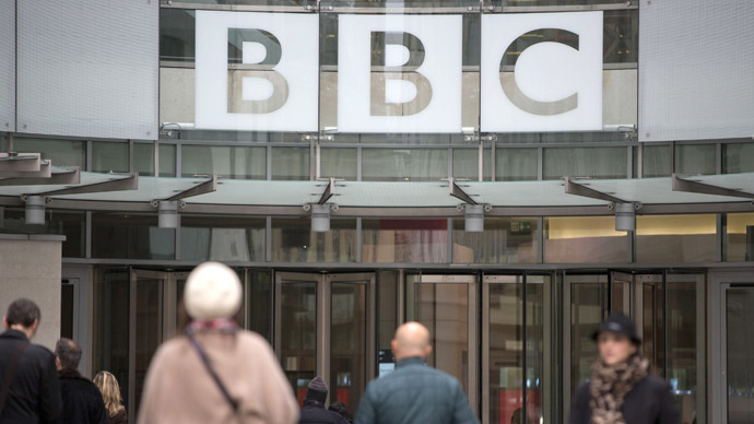 The BBC headquarters at New Broadcasting House is seen in London (Reuters/Neil Hall)