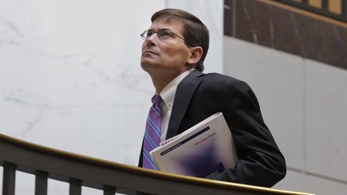 Former Acting CIA Director Michael Morell (AFP Photo / Mandel Ngan)