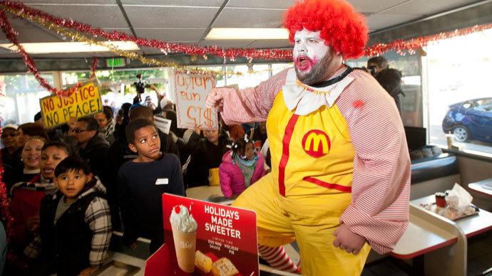 Fast Food Ceo Trump