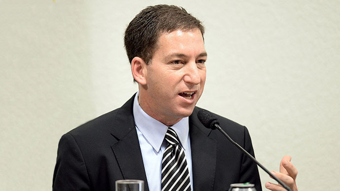 Glenn Greenwald (AFP Photo / Evaristo Sa)
