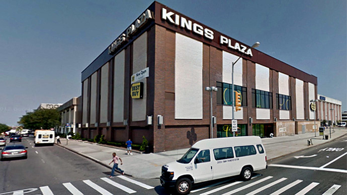 Kings Plaza Shopping Center (credit: Google Maps)