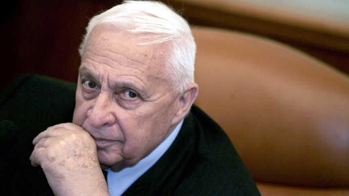 Ariel Sharon (Reuters)