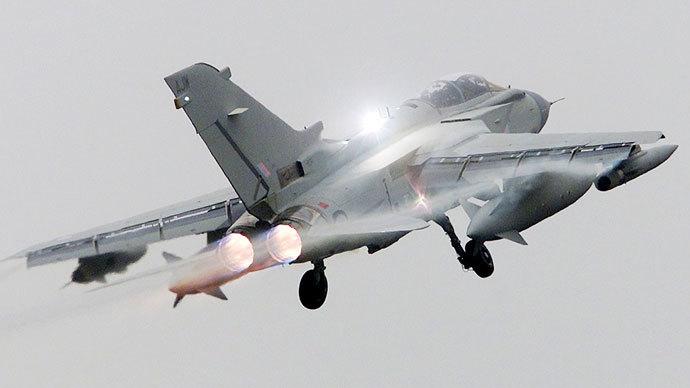 Tornado GR4.(Reuters / John Pryke)