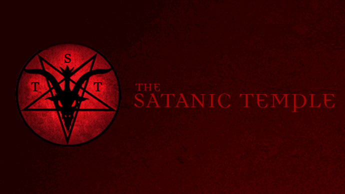 Screenshot from www.thesatanictemple.com