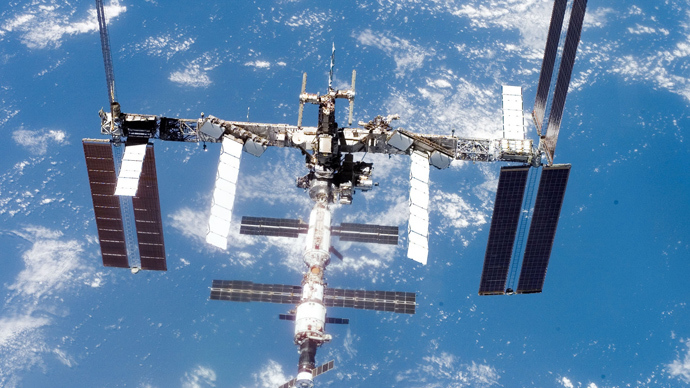 International Space Station  (AFP Photo / NASA)