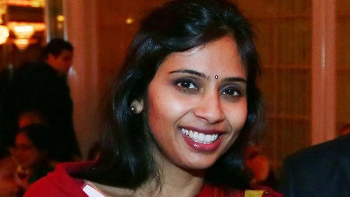 Devyani Khobragade, India's deputy consul general.(Reuters / Mohammed Jaffer)