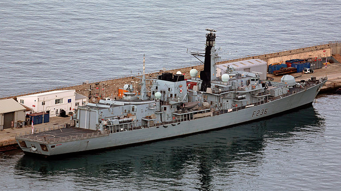 HMS Montrose (F236) (Image from wikipedia.org)