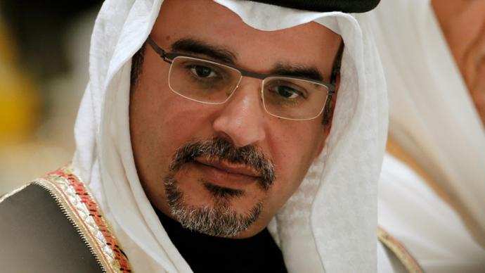 Bahrain Crown Prince Salman bin Hamad al-Khalifa  (Reuters / Hamad I Mohammed)