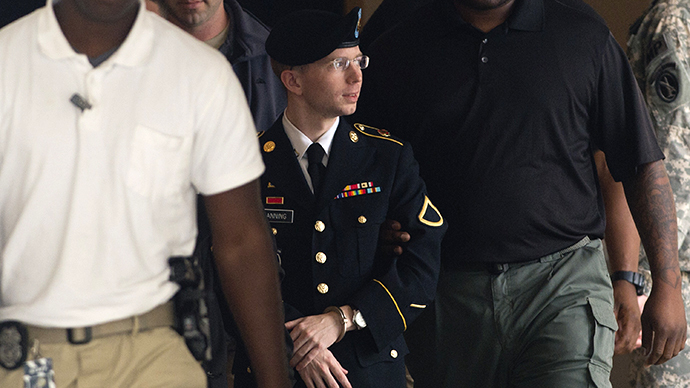 Chelsea Manning (AFP Photo / Saul Loeb)