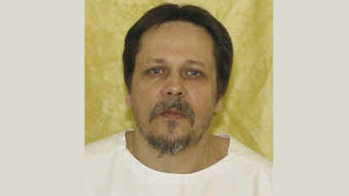 Dennis McGuire (Image from Ohio Department of Rehabilitation and Correction)