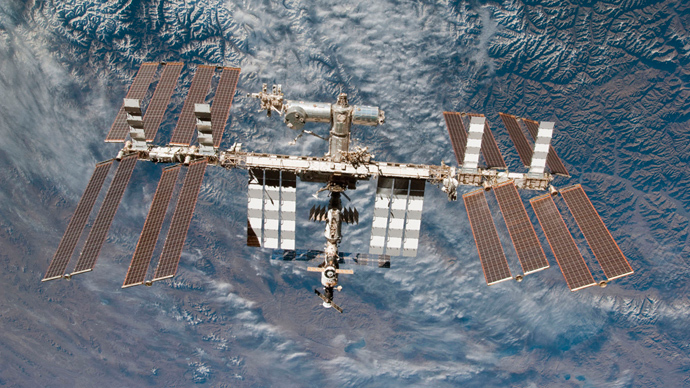 International Space Station (Reuters / NASA / Handout via Reuters)