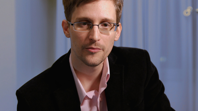 Edward Snowden (AFP Photo / Channel 4)