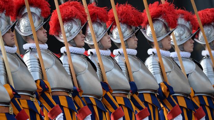 AFP Photo / Filippo Monteforte